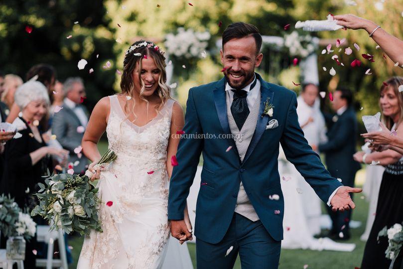 Casamiento Flor y Gastón