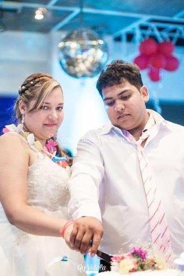 Boda Dalila y Leandro
