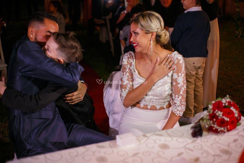 Lumila y Alejandro
