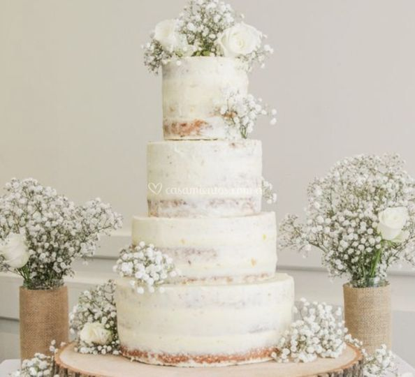 Torta casamiento Seminaked