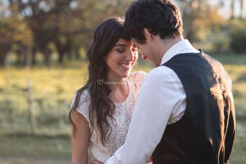 Novios Casamiento