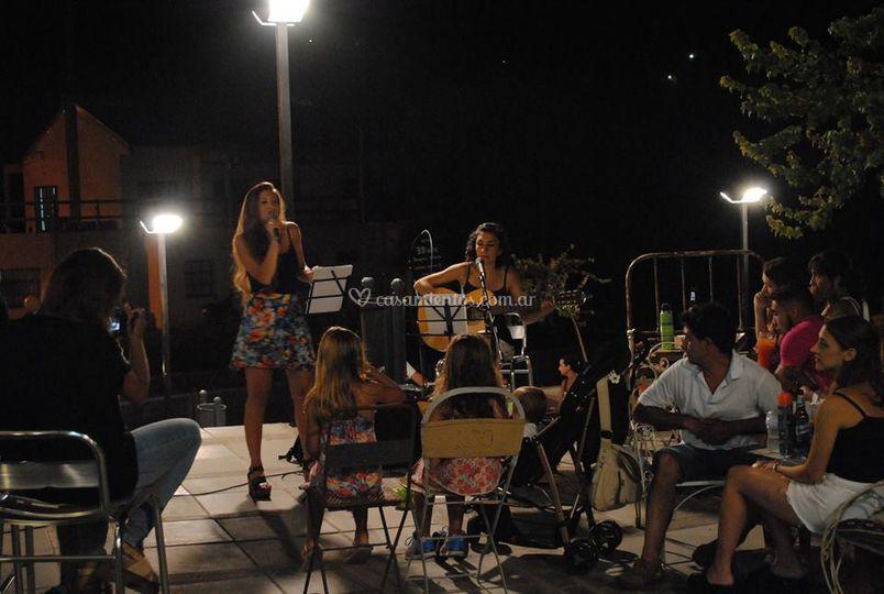 Música al aire libre