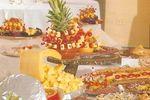 Mesa de picada y quesos de Club Regatas Rest�