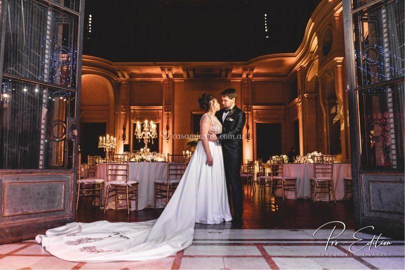 Carolina y tobias boda