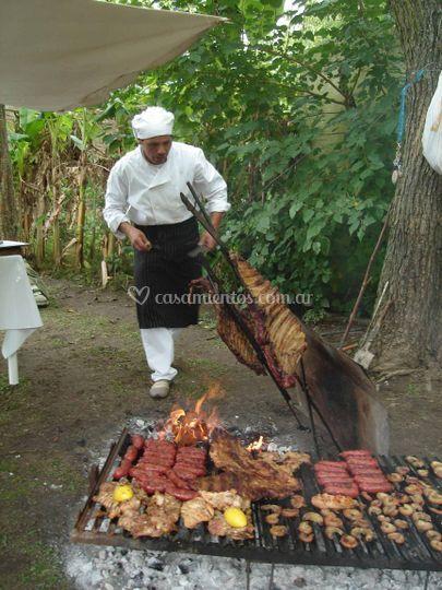Lechones y especialidades de carnes