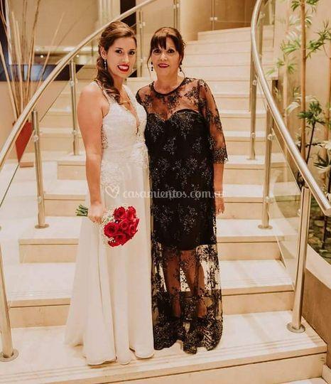 Mas que un vestido de bodas