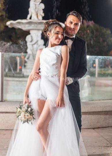 Romi y su marido