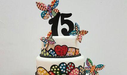 Cannelé cakes 1