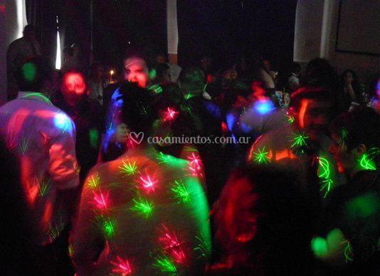 Salón para fiesta