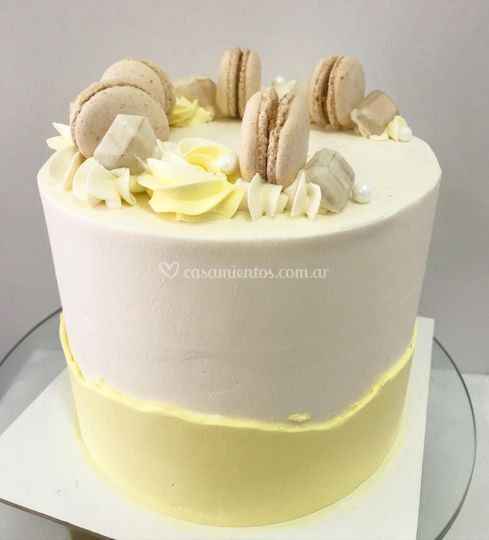Tortas buttercream