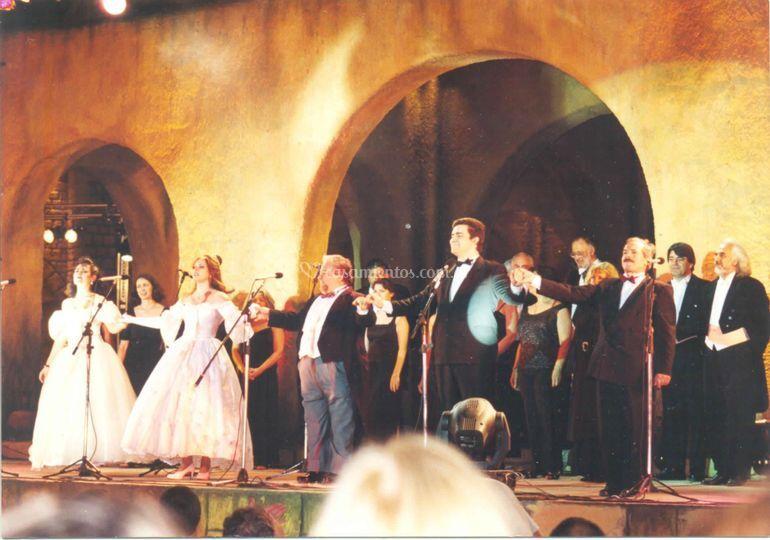 Bravissimo opera show
