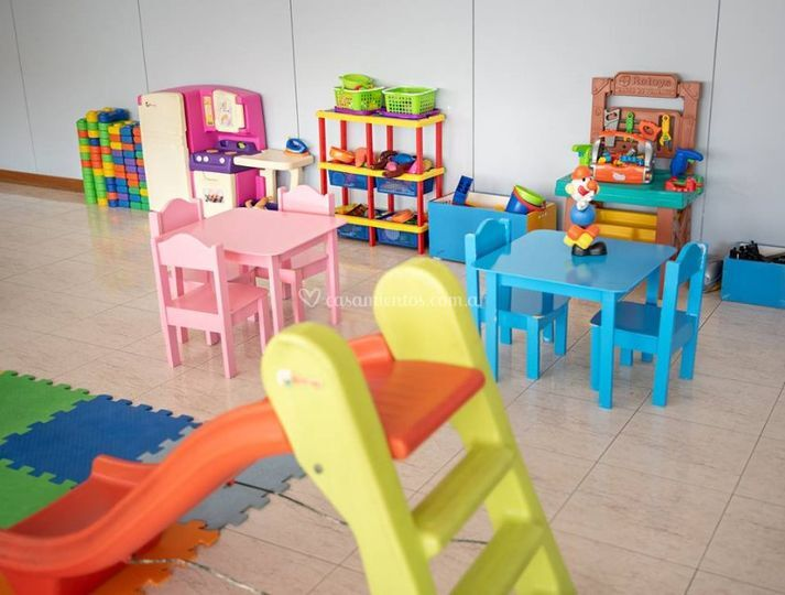Salón infantil