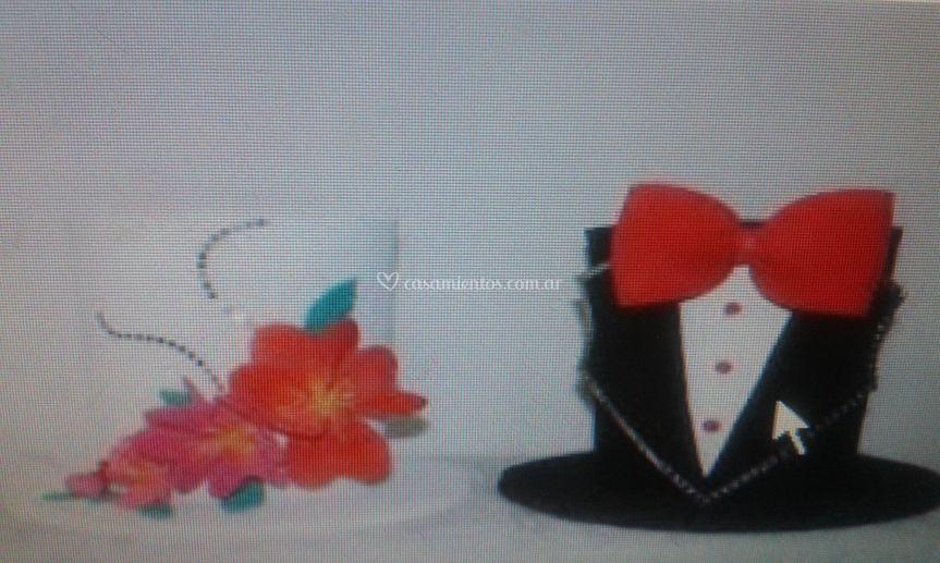 Sombreros para novios