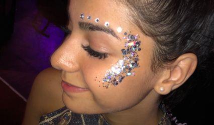 Stand de Glitter Nanu