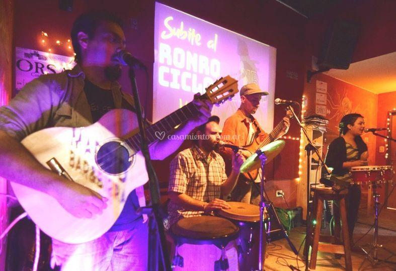 La Ronronera (Música cubana)