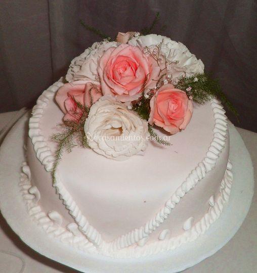 Detalles para tortas de boda