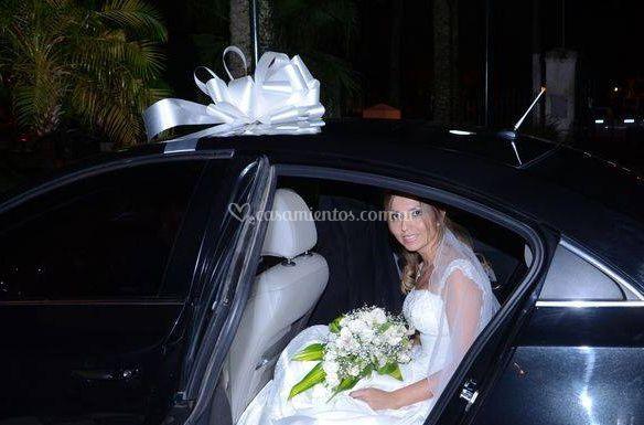 Auto para ceremonia