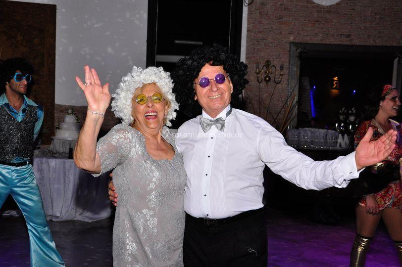 Marta y Pedro