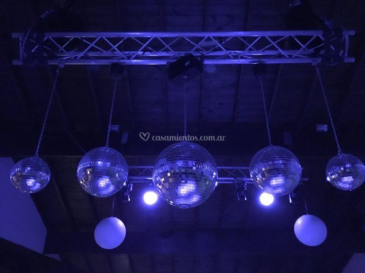 Esferas en estructuras