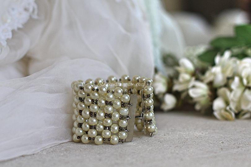 Pulsera philipa perlas