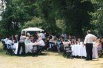 Almuerzo al aire libre de Villa Clarinda