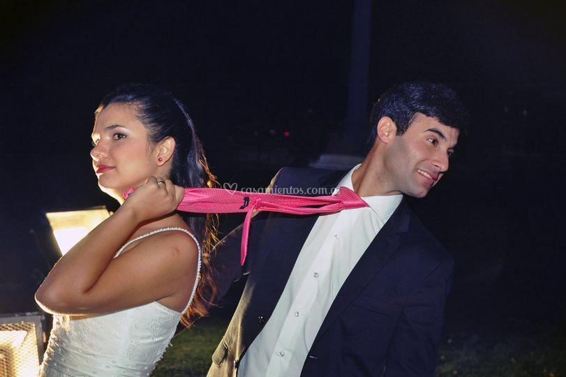 Pamela y Jose
