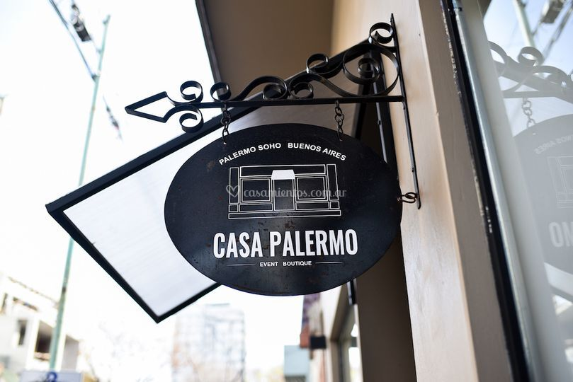 Casa Palermo eventos
