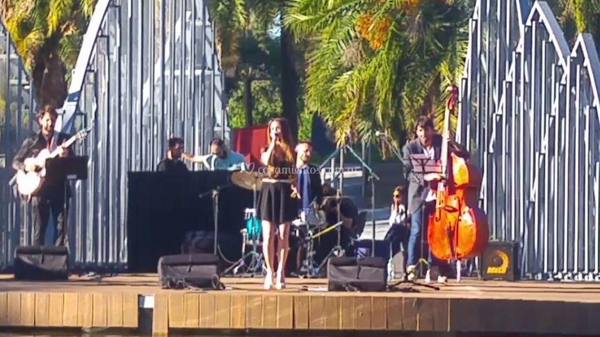 Jazz en El Rosedal