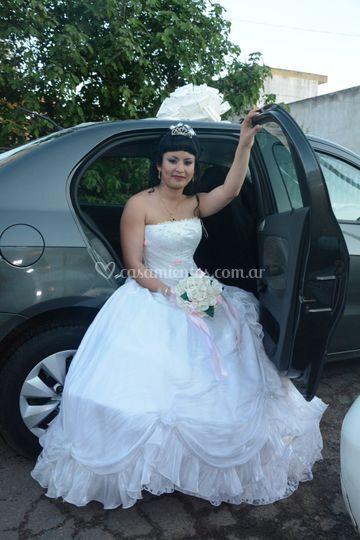 Fotografías previas a la boda