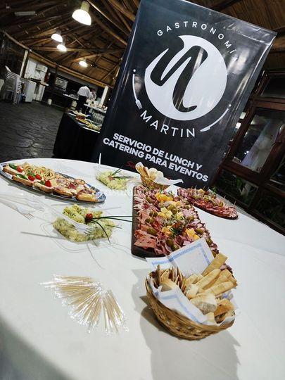 Martín Gastronomía