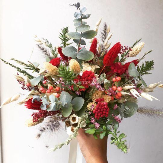 Bouquet Silvina