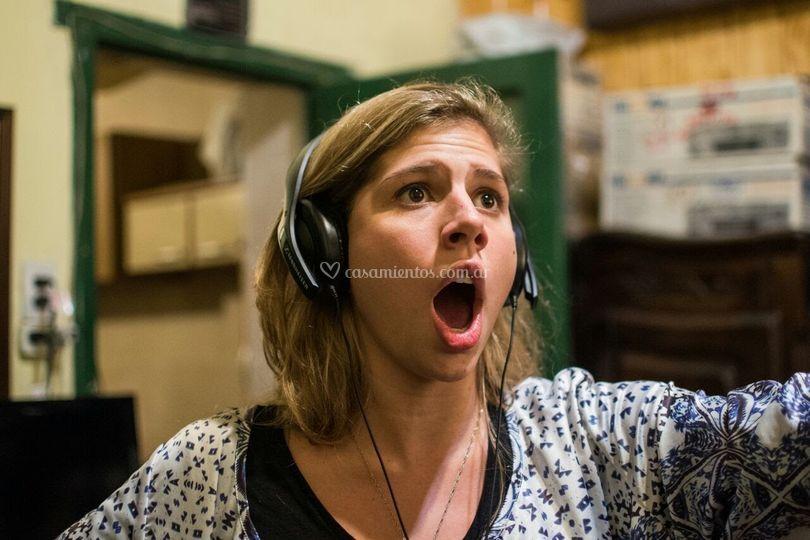 Dana María - Cantante lírica