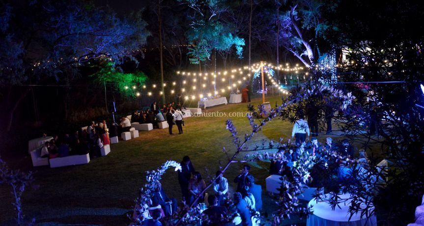 Ambientación bodas jujuy