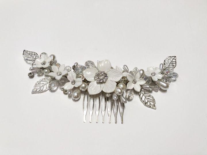 Flores de porcelana, Lucienne