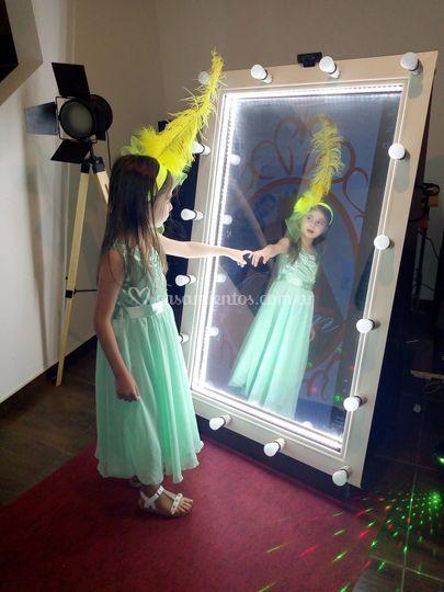Evilqueen - Espejo Mágico