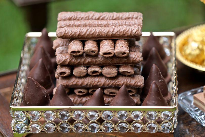 Estación de Chocolate