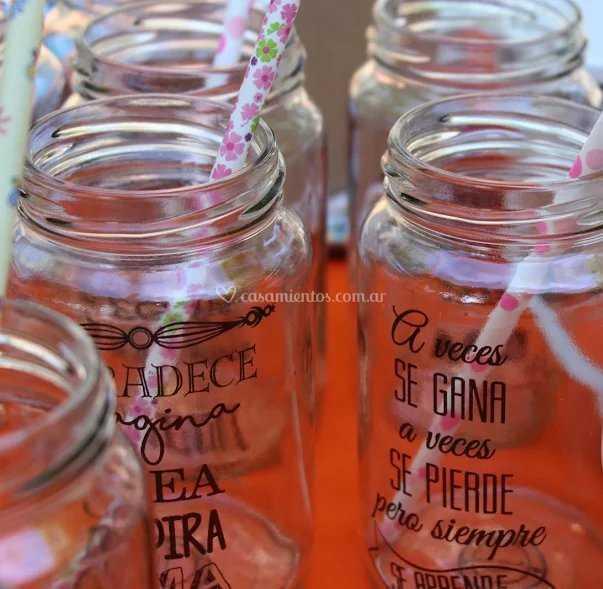 Frascos Frases Y Sorbete De Jasmine Market Fotos