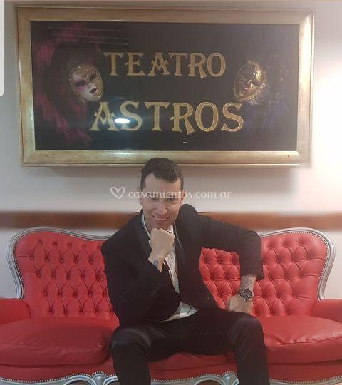 Leo Benitez Show Bailable