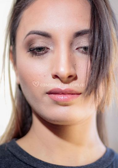 Makeup tonos marrones