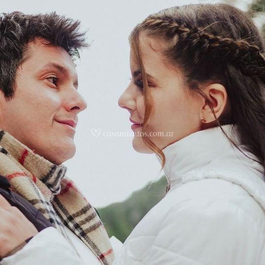 Lucas y Camilla