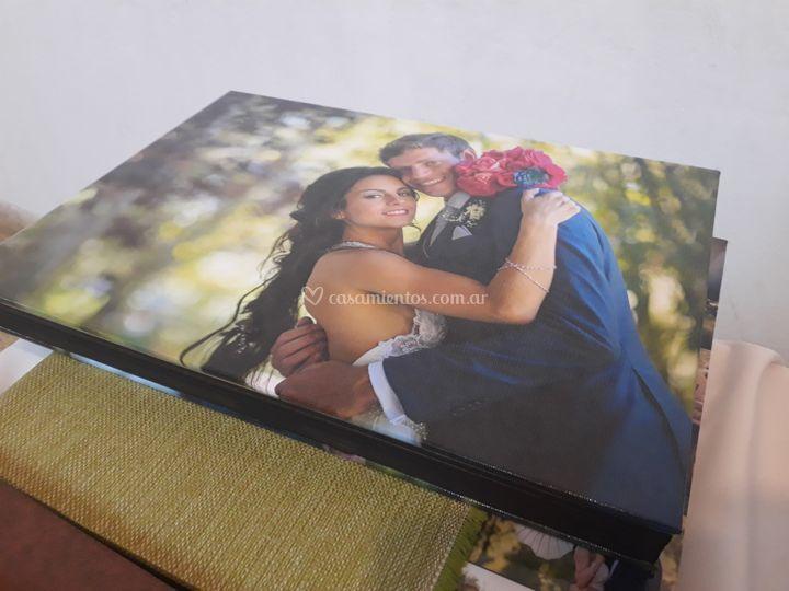 Álbumes de boda