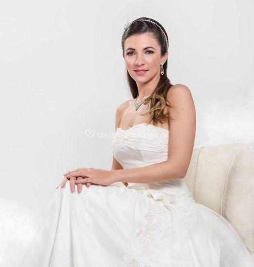 Foto estudio novia
