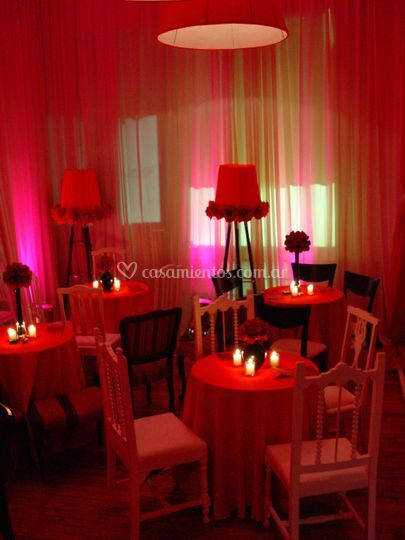 Deco molin rouge
