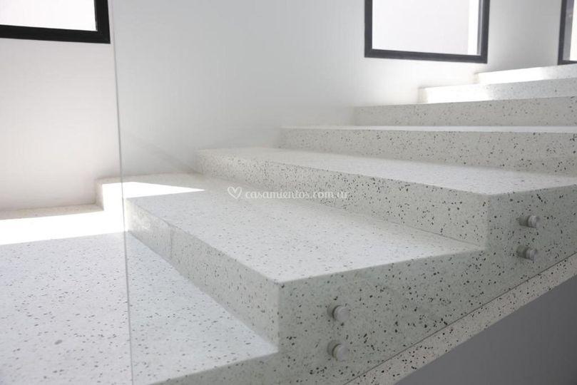 Escaleras áreas comunes