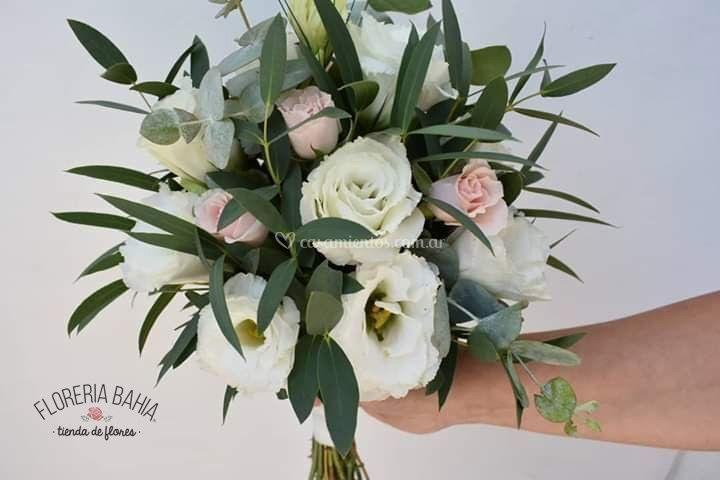 Bouquet desestructurado