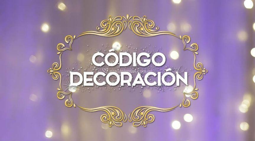 Codigo decoracion