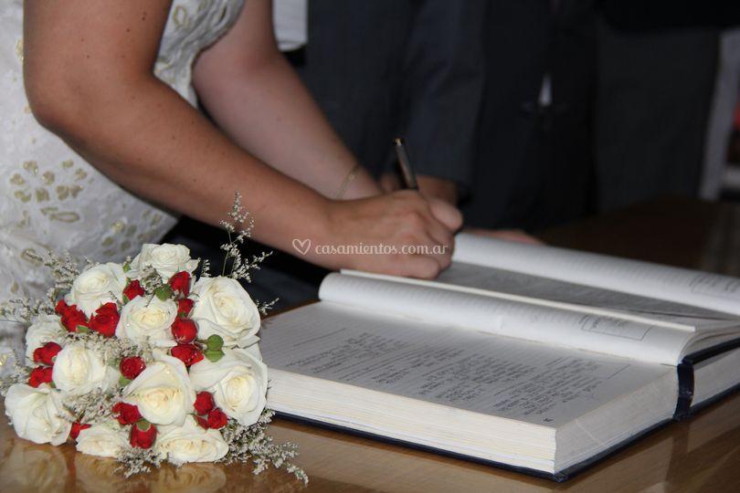 Casamiento en La Plata