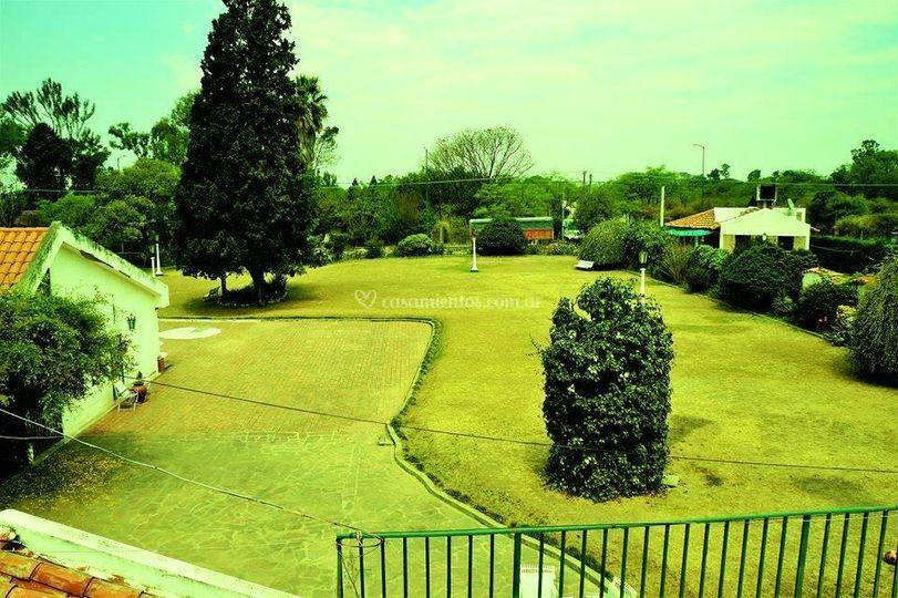 Aranjuez casa de campo for Casa campo y jardin