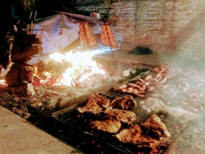 Catering criollo
