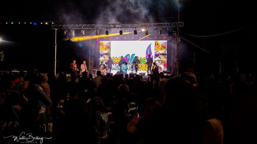 Carnavales 2020 Santa Fe